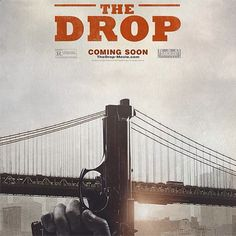 The Drop on DVD January 2015 starring Tom Hardy, Noomi Rapace, Matthias Schoenaerts, James Frecheville. Tom Hardy stars as a man looking to reform his criminal ways who gets mixed up in a bad heist and a killing resulting from a lost and contes Ola Rapace, Noomi Rapace, Movies 2014, Hd Movies, Movies Online, Movies And Tv Shows, Action Movies, Tom Hardy, Love Movie