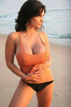 Sexy Denise Milani teases with her beautiful tits Bikini Rouge, Milani, Beauty Women, Tankini, Bikinis, Swimwear, The Best, Hot Girls, Sexy Women