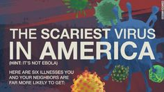 "Mel Robbins says ""FEAR-bola"" is a hyper-contagious disease that affects the brain, making sufferers fear a widespread Ebola outbreak in the U.S."