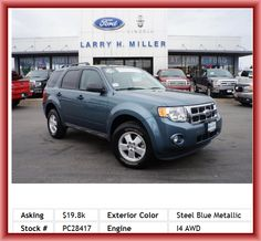 2012 Ford Escape XLT SUV Cruise Controls On Steering Wheel, Premium Cloth Seat Upholstery, Speed Sensitive Audio Volume Control, Rear Stabilizer Bar: Regular, Multi-Link Rear Suspension,, Suspension Class: Regular, Dusk Sensing Headlights, Remote Activated Exterior Entry Lights,