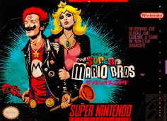 The Sid & Nancy Nintendo Lost Levels by Butcher Billy