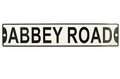 Beatles Street Sign Abbey Road 5 X 24 -- Visit the image link more details.