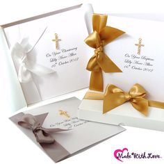 Luxury Christening Cards
