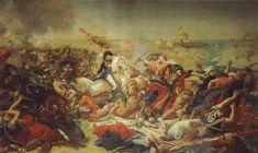 GUERRE DELLA RIVOLUZIONE FRANCESE (1792-1802) _ Campagna d'Egitto e di Siria (1798-1801) _ Battaglia terrestre di Aboukir (25 luglio 1799) | [Antoine Jean Gros (1771-1835)]