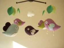 Mobiles in Baby & Toddler > Nursery - Etsy Kids