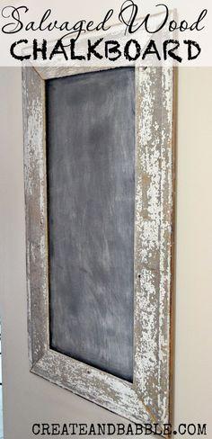 ideas about Diy Chalkboard Chalkboards, Diy