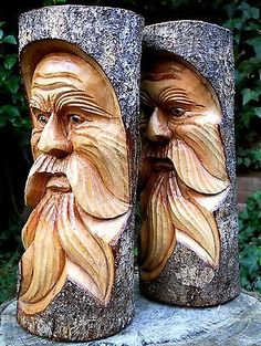 Are you searching for some woodworking projects that you want to make and want to sell as well? Wood Carving Faces, Dremel Wood Carving, Wood Carving Designs, Wood Carving Patterns, Wood Carving Art, Wood Art, Wood Carving For Beginners, Whittling Wood, Stained Glass Birds