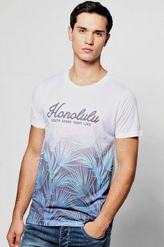 Honolulu Bay Sublimation T Shirt