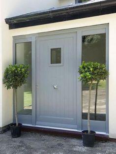 55+ Ideas Exterior Cladding Grey Front Porches #exterior