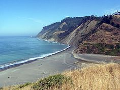"Sinkyone Wilderness State Park, 36 miles southwest of Redway/Garberville on Briceland Road, features rugged wilderness that once characterized the entire Mendocino Coast. This 7,367 acre park is in an area called the ""Lost Coast,"" since there are no main highways in the vicinity. The park is tops for serene stargazing on the bluffs overlooking the ocean at the visitor center at Needle Rock. For more information about the park, call (707) 986-7711."