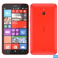Nokia Lumia 1320 for Element 3D by store.cgduck.pro