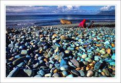 The Blue beach - Flores Island-Ende, Indonesia