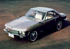 Nissan Silvia 1960.