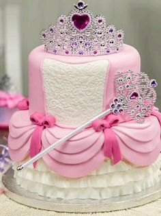 Torta Per Una Principessa Princess Birthday Cakes For Girls 31
