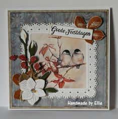 Marianne Design, Winter, Christmas, Handmade, Tags, Home Decor, Cards, Winter Time, Hand Made