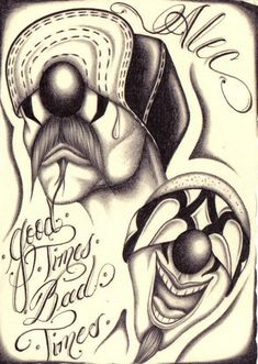 Chicano Prison Art | Chicano Art | Prison Art, Tattoos, Murals, Lowriders all Chicano Art ...