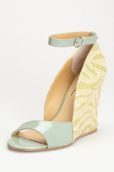 Mark and James Riva Wedge