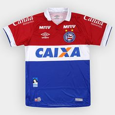 03288dca94 Camisa Bahia III 2016 s nº Torcedor Umbro Masculina - Compre Agora