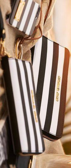 Michael Kors stripes | LBV ♥✤