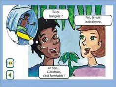 ▶ Aprende francés: Se présenter - YouTube
