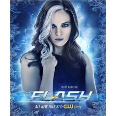 All new @cwtheflash tonight! And we finally learn more about what Caitlin has been up to..... #theflash #killerfrost