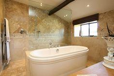 Stunning bathroom design by Simpsons of Colne Bespoke Kitchens, Bespoke Furniture, Corner Bathtub, Bathroom, Home, Design, Custom Furniture, Bath Room, Ad Home