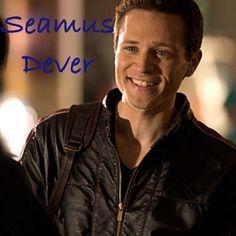 I love Seamus Dever