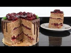 TORTY - YouTube Tiramisu, Cupcake, Cakes, Ethnic Recipes, Youtube, Food, Pies, Cake Makers, Cupcakes