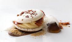 French Toast Macaron