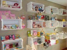 M s de 1000 ideas sobre estantes de juguetes en pinterest - Estantes para juguetes ...
