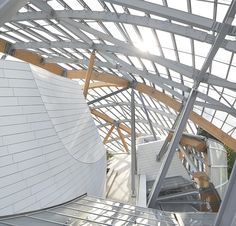Hufton + Crow | Projects | Louis Vuitton Foundation