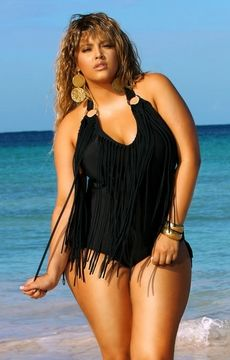 monif c. - plus size trendy swimsuits, sexy plus size swimwear
