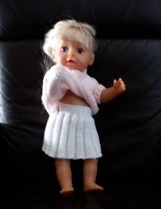 Girls Dresses, Flower Girl Dresses, Barbie Patterns, Baby Born, Doll Clothes, Wedding Dresses, Dolls, Fashion, Dresses Of Girls