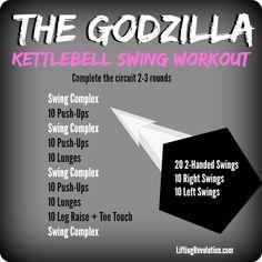 godzilla-workout