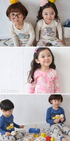 Baby Loungewear / Kid's Inner Wear / Baby Thermal Wear [PUCO] 11Street