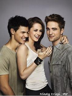 bella threesome Edward jacob