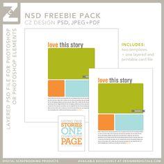 design ideas for Mc pages