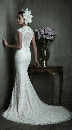Allure Couture Spring 2014 Bridal Collection #London #wedding #dress