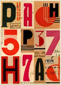 USSR vintage type & Eastern bloc art. Russian art by JuliaTrigg.  -  #editorial #typography #drawing #type #concept #graphic #design #designer #font #typographic #graphicdesign #photographic #graphicdesigner #editorialdesign #studio #shop #shoppingonline #onlinestore #typeface #letters #lettering #poster #collage #modernism #modernist  #vintagedesign #art #artist