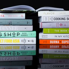 From exciting chef cookbooks to food memoirs that will make you laugh, these are all the spring 2017 releases your bookshelves need.