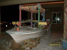 INspiration!!!!!!!!!!boat bar