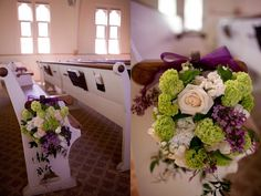 Pew Bouquets