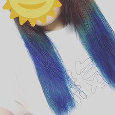 WEBSTA @ yuyukt - これは…やりすぎた感拭えない…😨次は絶対薄めよう…😢 #マニパニ#アフターミッドナイト #セルフカラー #セルフブリーチ#後 #ムラになった前からだけ見て欲しいこれで私も#派手髪 の仲間入り(?)