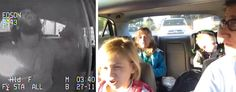 """""""Bohemian Rhapsody"""" by Arrested Drunk Guy and by Father   Kids on the way to School (2 Clips)"""