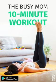 Are you a new mom struggling to find time to fit in a workout? Then 8fit is right up your alley! Improve your well-being with our high-intensity interval training (HIIT) inspired workouts. Added bonus, no need to organize a sitter, our app will get you lean and feeling strong in the comfort of your own four walls.