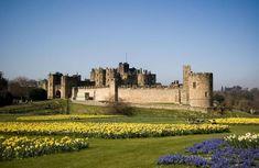 Alnwick Castle, Regno Unito