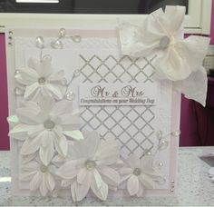 Stamps by Chloe: Wedding Show Sample 1