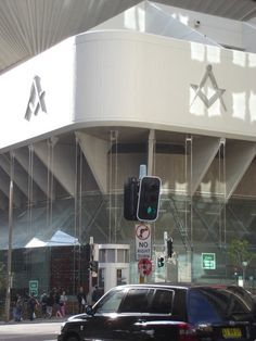Grand Lodge of NSW & ACT, Sydney, Australia. Sydney Masonic Centre.
