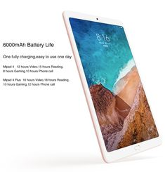 Original Box Xiaomi Mi Pad 4 4G LTE Version Snapdragon 660 4GB RAM 64GB 8 MIUI 9 OS Tablet PC Tablet, Computer Network, Pad, 4gb Ram, Office And School Supplies, Laptop Accessories, The Originals, Computers, Shop