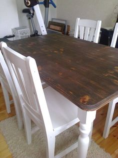 Dining Table, Rustic, Diy, Furniture, Home Decor, Country Primitive, Decoration Home, Bricolage, Room Decor